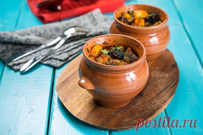 Блюда из репы: рецепты с фото