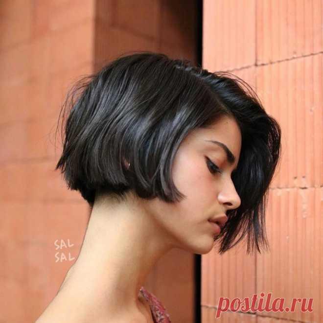 Причёски, которые сделают вас стильной штучкой / Все для женщины