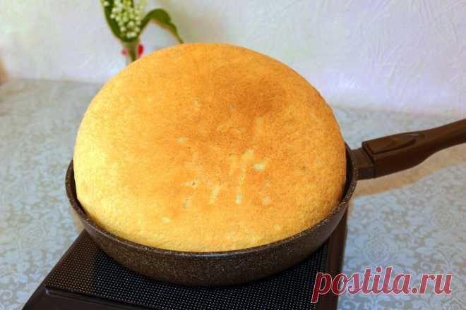 Научилась готовить воздушный и очень вкусный хлеб в сковородке на плите: никто не верит, что я пеку его не в духовке   Мастерская идей   Яндекс Дзен