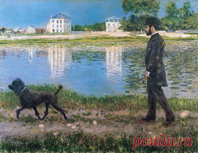 Творчество французского художника импрессиониста Gustave Caillebotte