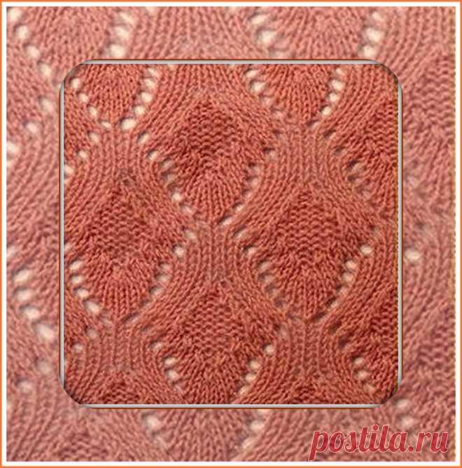 Вязание. Красивые узоры самая востребованная часть вязания | 101секрет | Яндекс Дзен