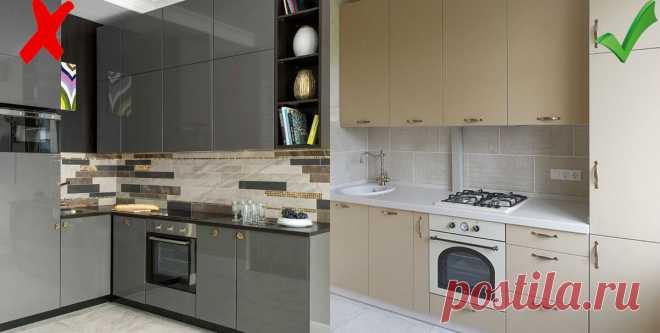 7 популярных ошибок в планировании кухни, которые трудно будет потом исправить   ТеремокЪ   Яндекс Дзен