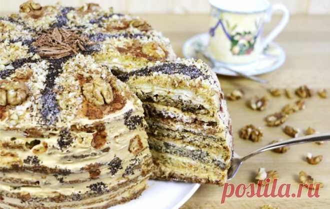 Семейный рецепт торта «Дамский каприз». - Узнал сам расскажи другому все самое интересное - медиаплатформа МирТесен
