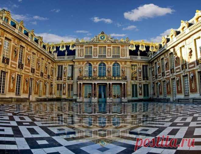 Версаль - дом Солнца