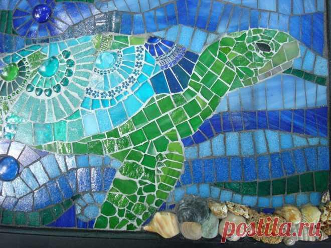Turtle Mosaic Art (Page 2) - Line.17QQ.com