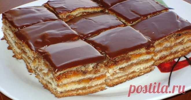 Как приготовить пирожное «Жербо». Венгерская выпечка, покорившая весь мир!