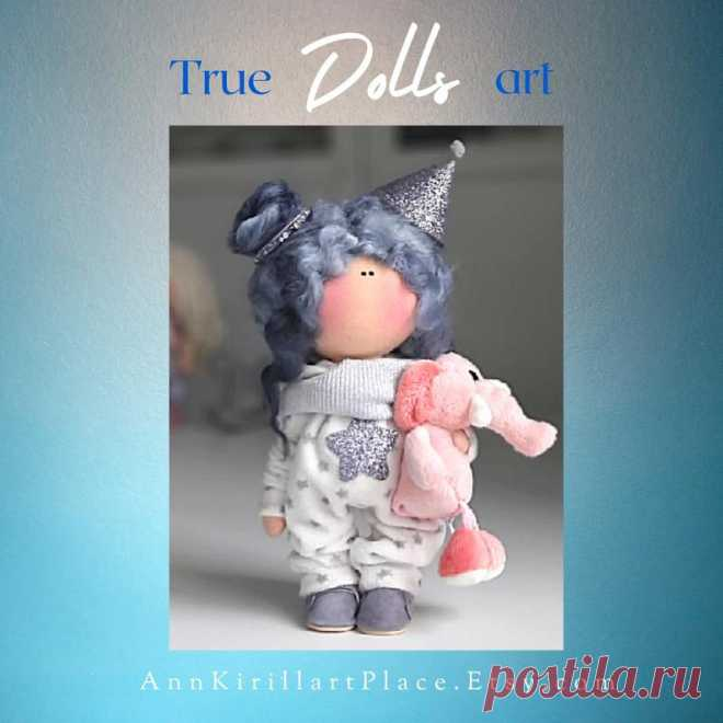 Winter Present Idea Doll Interior Decoration Doll Nursery | Etsy