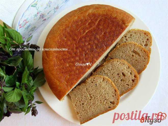 Цельнозерновой гречневый хлеб с овсяной мукой и кориандром 1 - рецепты с фото на vpuzo.com