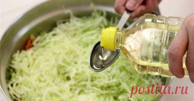 5 улетных салатов из молодой капусты: с ними никаких гарниров не нужно! Каждый день готовь новый.