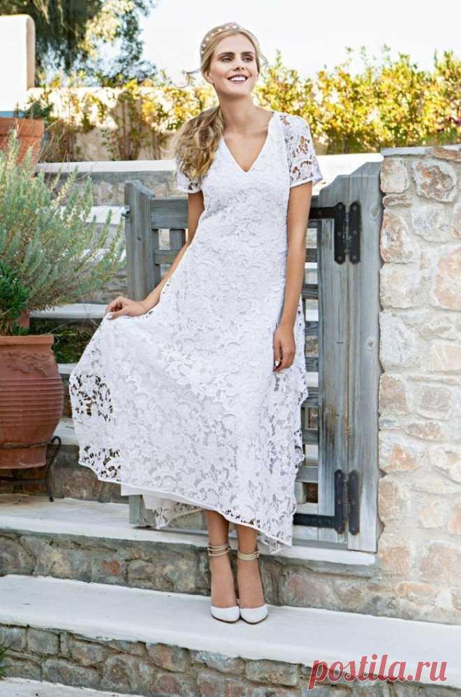 Стиль бохо - модели платьев с выкройками » Женский Мир