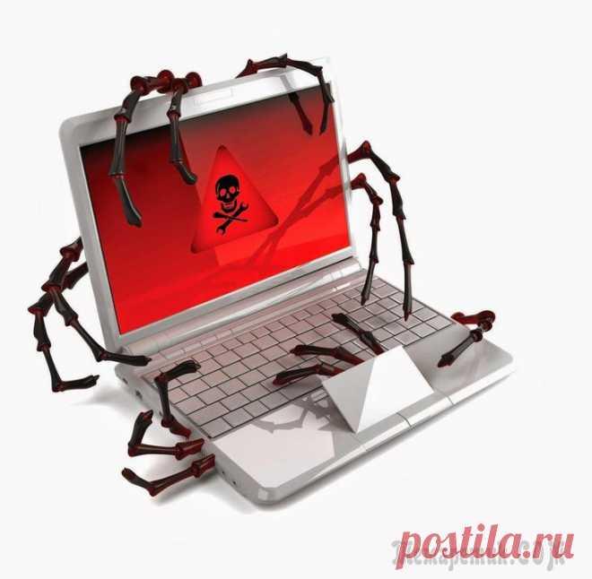 Какие файлы потенциально опасны для вашего компьютера