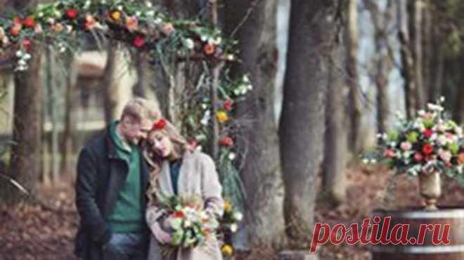 La boda en noviembre: las señas. El consejo inteligente. >>>>>>>