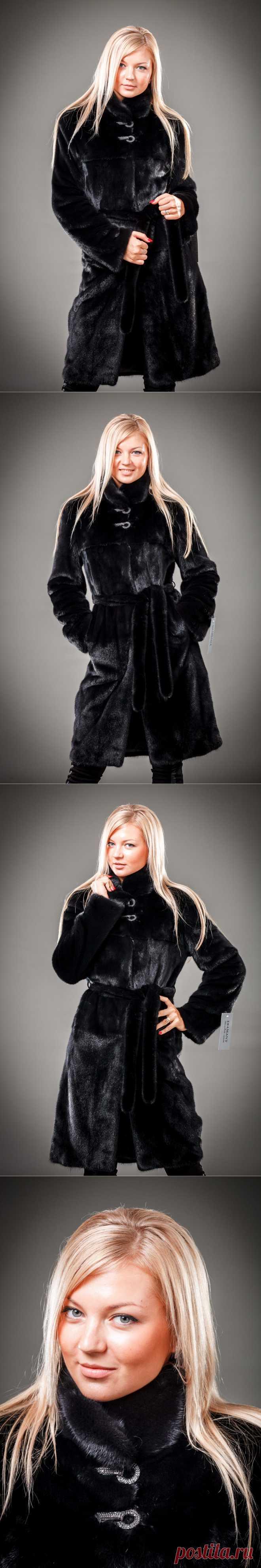 Меховой салон «Диамант» - Пальто норка