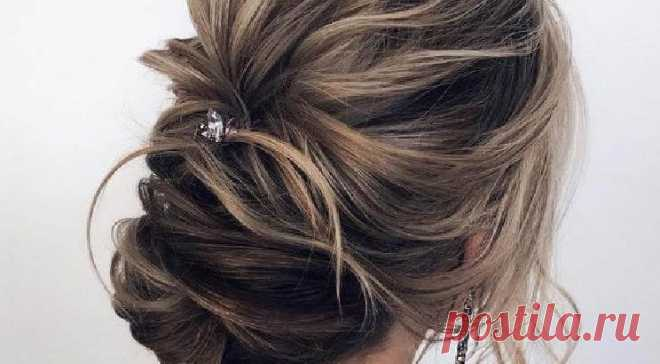 Top of 15 fashionable ideas of BUNCHES for hot weather: summer of 2018! — World of interesting