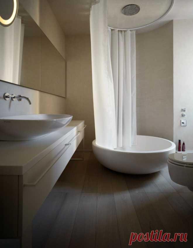 Casa Privata по Arassociati Architetti и Антонелла Тесей | стильная ванная