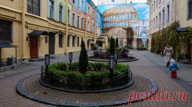 Бесплатный Питер (Санкт-Петербург)