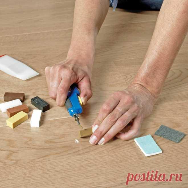 Советы по восстановлению покрытия из ламината | Роскошь и уют