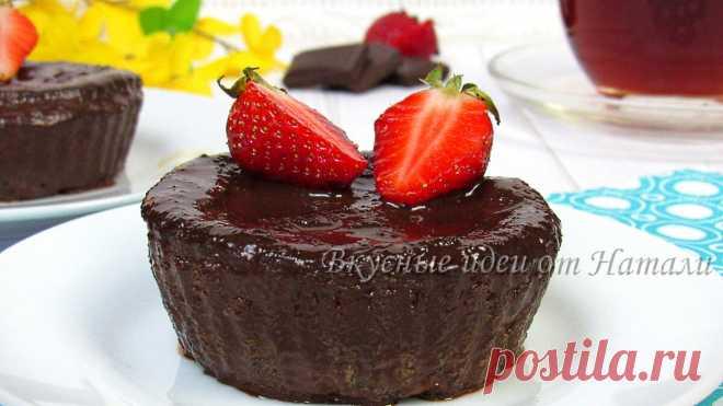 Готовлю этот кекс — пирожное за 5 минут! Без муки, без сахара, без масла! Рецепт настоящая находка. Потрясающе вкусный и полезный десерт – Шоколадно банановый кекс. Этот рецепт настоящая... Читай дальше на сайте. Жми подробнее ➡