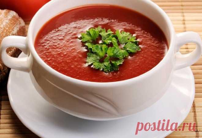 Жиросжигающий томатный супчик   на 100грамм - 49.62 ккалБ/Ж/У - 0.98/2.86/5.39  Ингредиенты: Корень сельдерея 1 шт. Помидоры 5 шт. Морковь 1 шт. Репчатый лук 1 шт. Оливковое масло 2 ст. ложки Зелень 40 г Соль Перец  Приготовление: Корень сельдерея очистите от кожицы, промойте под проточной водой и порежьте на мелкие кубики, затем выложите на сковороду, залейте небольшим количеством воды и потушите на медленном огне, пока он не станет мягким. Лук и морковь мелко...