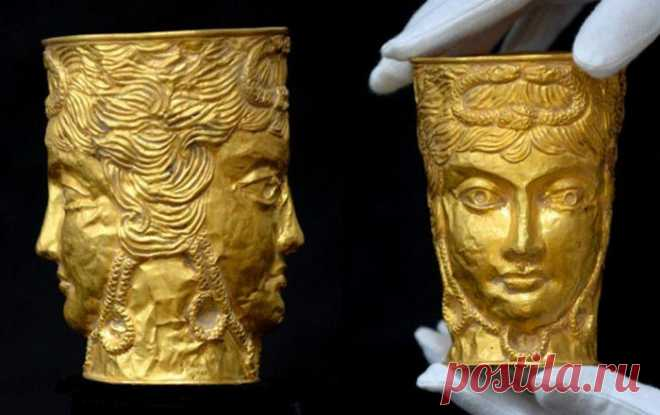 Los artefactos más interesantes antiguos, que eran encontrados completamente casualmente