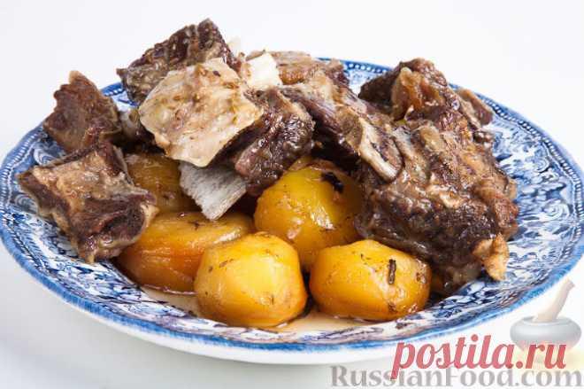 Картошка с мясом - 30 лучших рецептов