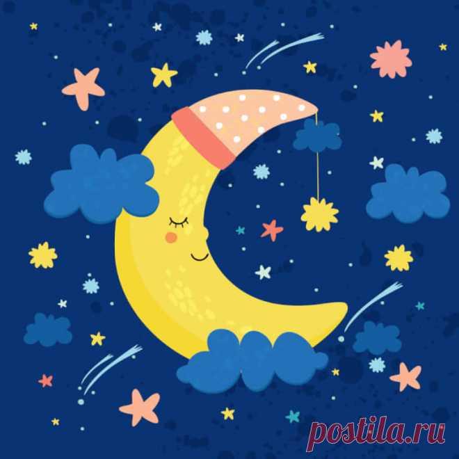 Успокаивающая музыка перед сном для детей создаст спокойную и невероятно теплую атмосферу.  Послушав эту музыку, ребенок сможет быстро успокоиться, расслабиться и приготовиться к самому сладкому сну.
