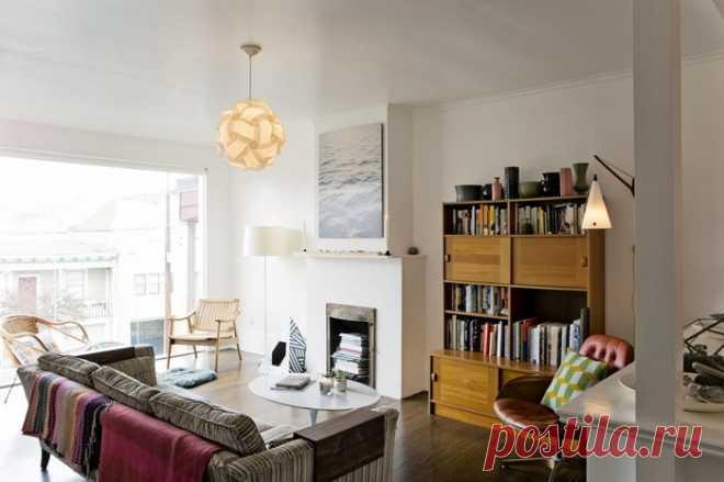 Дом фотографа в стиле ретро 111 м²