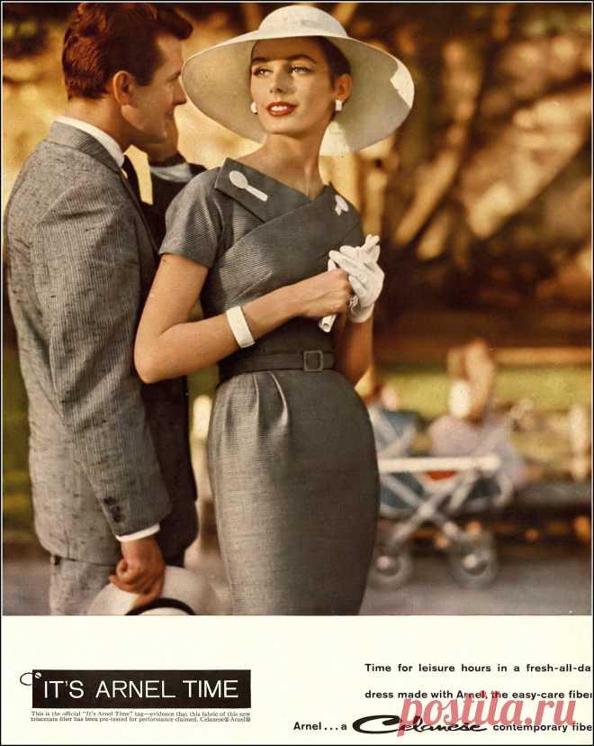Lucinda Hollingsworth , Harper's Bazaar, April 1959