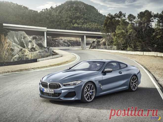 Как вам 2019 BMW 8 Series Coupe? . Чёрт побери
