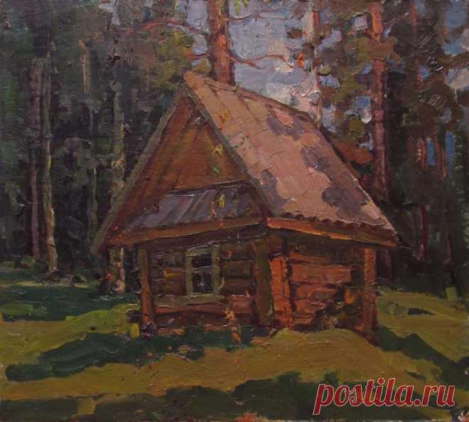 Российский художник. Василии Беликов (1922 - 1994)