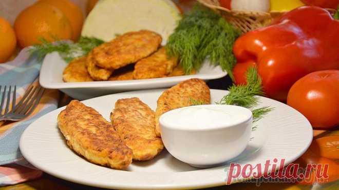Капустные котлеты Вкусное и доступное овощное блюдо. Их можно использовать как отдельное блюдо или как гарнир к мясу. Приготовление капустных котлет под силу каждому, а в результате получится очень аппетитное, бюджетно...