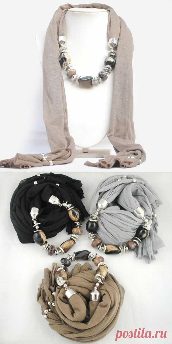 Aliexpress.com: очень интересный шарф, 7,99$