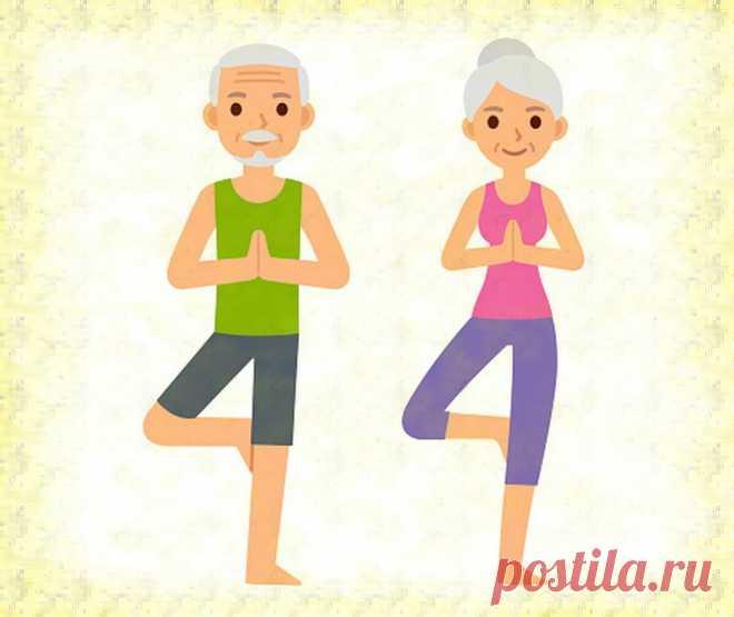 7 способов преодолеть страх старения   Здоровый Дух   Яндекс Дзен