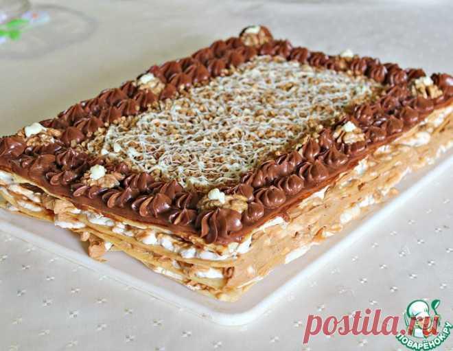 """Торт """"Шоколадная Маркиза"""" – кулинарный рецепт"""