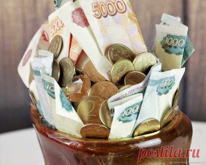 Приметы, которые буквально затащат деньги в ваш кошелек — СОВЕТ !!!