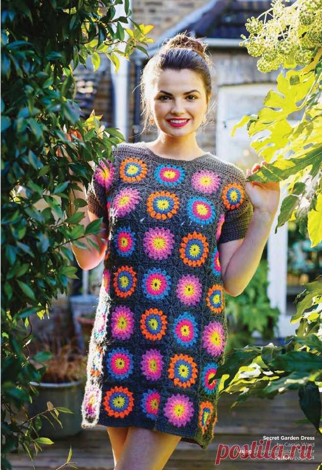 Inside Crochet - Issue 101.