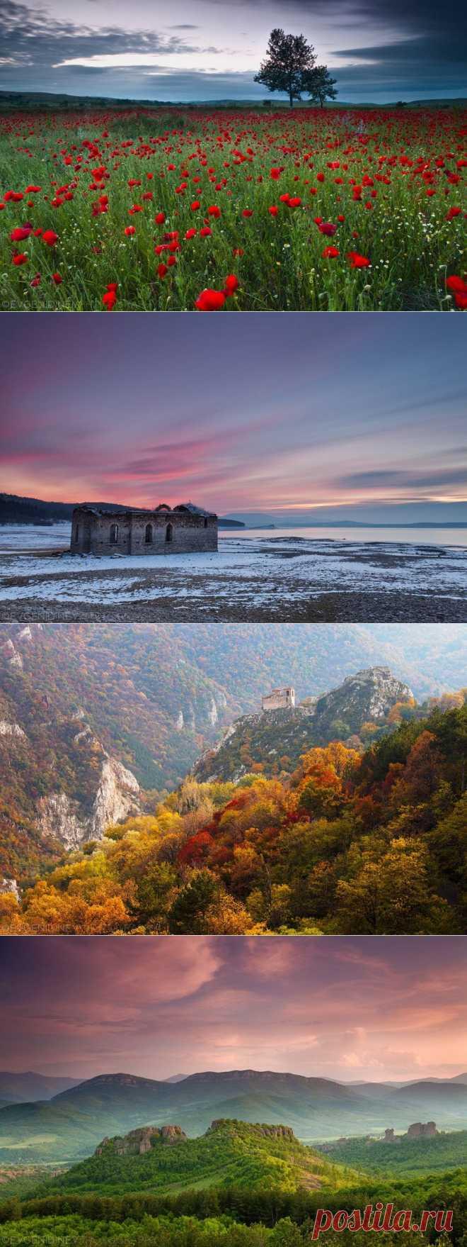 » Болгарские пейзажи Это интересно!