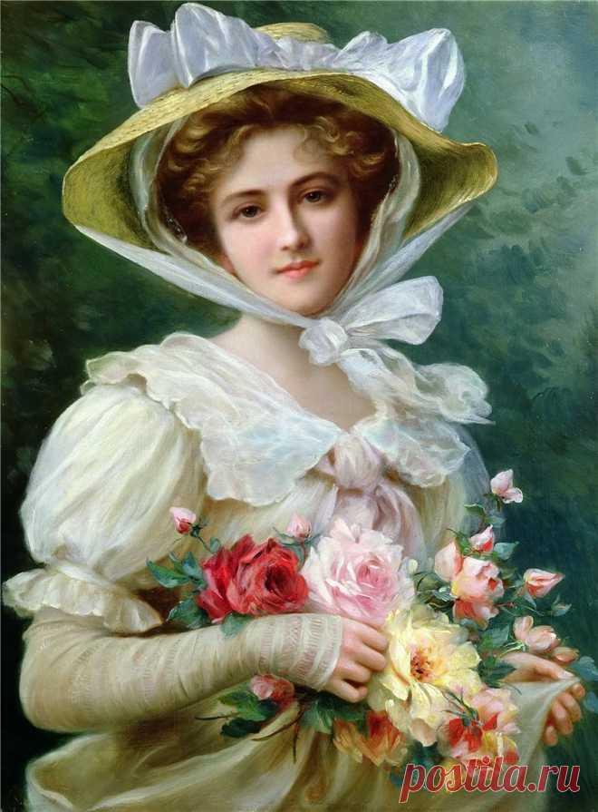 Картинки красивые женские головки