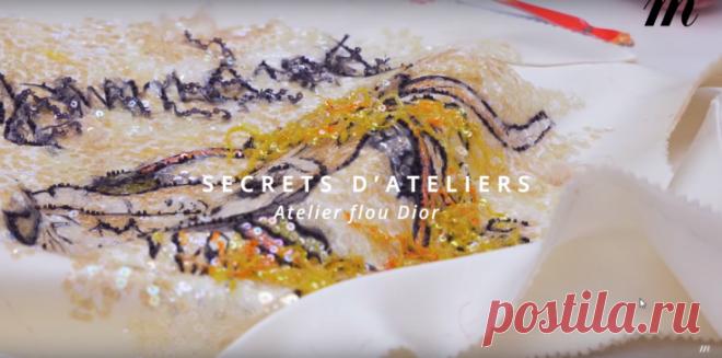 Секреты Ателье Christian Dior Модная одежда и дизайн интерьера своими руками
