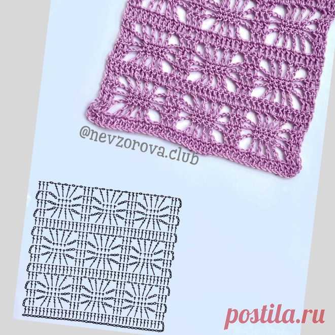 Геометрическая красота | Школа Вязания Ирины Невзоровой | Яндекс Дзен