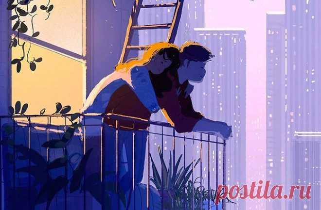 — А вот если бы мы развелись, ты бы женился во второй раз? — я внимательно наблюдаю за реакцией мужа. После небольшой паузы, ровным тоном, не меняясь в лице, он говорит: