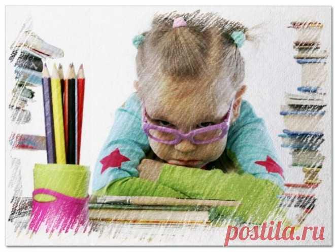 3 способа отбить у ребенка желание учиться, которые практикуют учителя | Детка-малышка | Яндекс Дзен