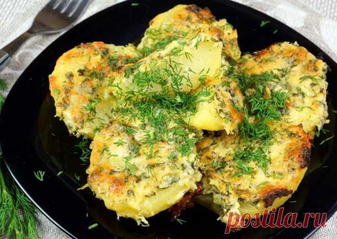 (31) Картофель в духовке в Сливочно Чесночном Соусе - пошаговый рецепт с фото. Автор рецепта ALEKSANDR🏃♂️ . - Cookpad