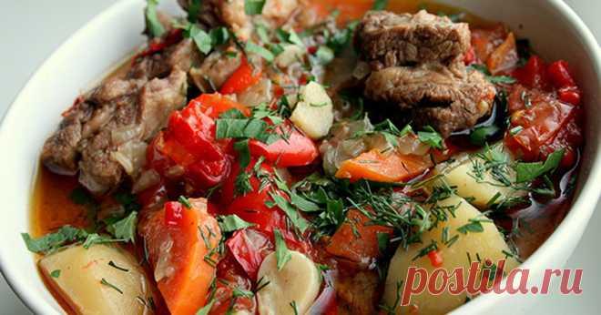 Хашлама из говядины с картофелем - Кейс советов