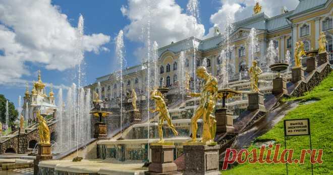 Las excursiones por San Petersburgo