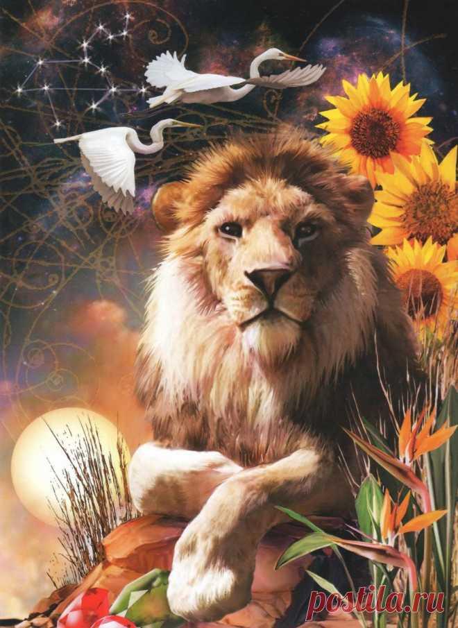 Июльский гороскоп для Львов и Львиц! Как говорит гороскоп на июль 2021 года , Льва ждет месяц нестабильности.... Читай дальше на сайте. Жми подробнее ➡