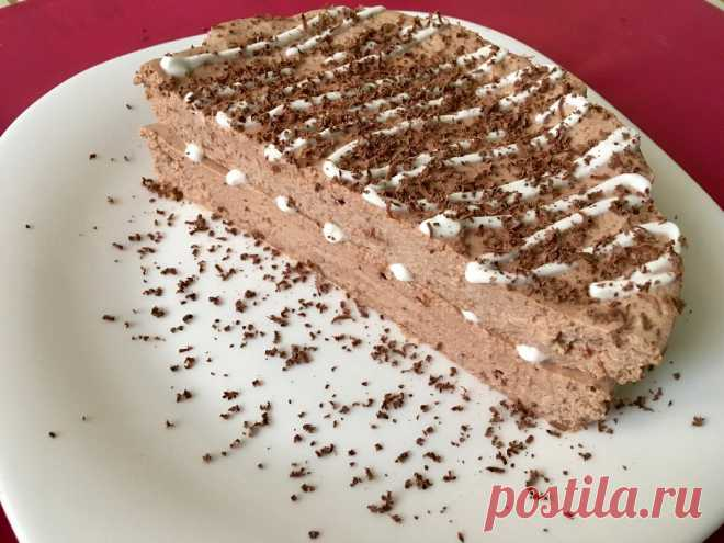 Если хочется сладкого, я готовлю этот воздушный и нежный десерт. И могу не бояться за фигуру | ХУДЕЕМ ВКУСНО! | Яндекс Дзен