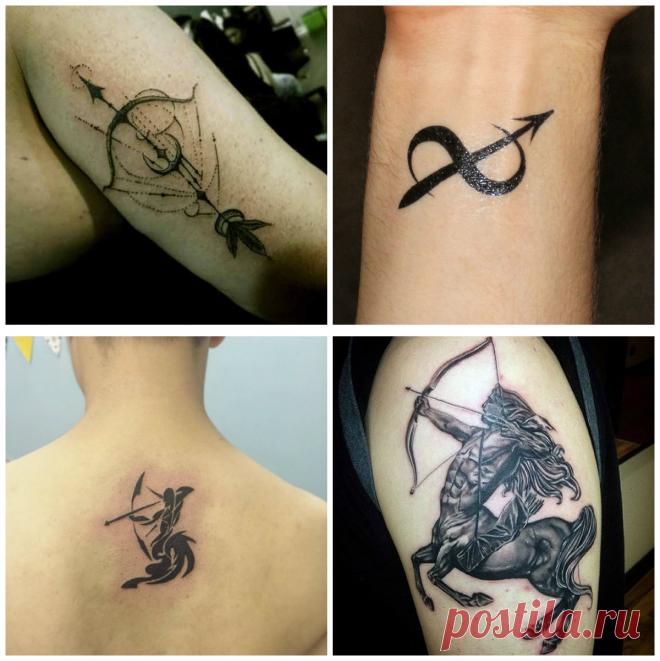 Tatuajes Del Signo Sagitario Tendencias Modernas Para Las Mujeres Y - Tatuajes-modernos-para-hombres