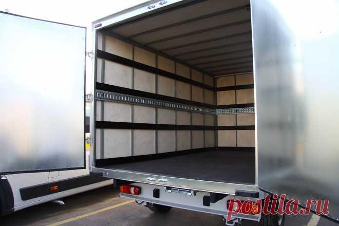 Промтоварные фургоны: особенности и предназначение   Предприниматель