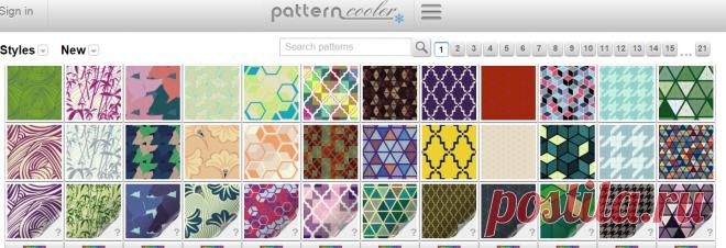 free seamless pattern backgrounds patterncoolercom - 660×226